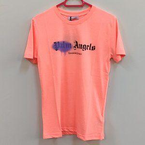 Palm Angels Shanghai Light Pink T-Shirt